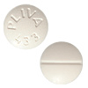 Image of white pill imprinted PLIVA 433